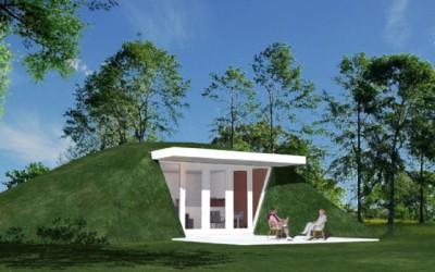 Nieuw: The Earthcottage op Eldoradopark